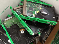 Sensitive Data & Hard Drive / Media Destruction